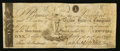 Obsoletes By State:Connecticut, Derby, CT- The Derby Fishing Company, Payable at the Merchants Bank, New York $1 Sep. 1, 1808 . ...