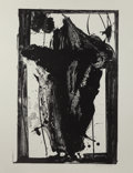Prints:Contemporary, ROBERT MOTHERWELL (American, 1915-1991). Easter Day, 1980.Lithograph. 33-7/8 x 22-7/8 inches (86.0 x 58.1 cm). Ed. 36/7...