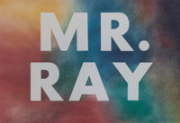 ED RUSCHA (American, b. 1937) Mr. Ray, 1975 Offset lithograph in colors 13-3/4 x 20-1/4 inches (3