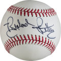 Miscellaneous Collectibles:General, Richard Petty Single Signed Baseball. ...