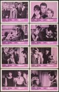 """Movie Posters:Drama, The Children's Hour (United Artists, 1962). Lobby Card Set of 8(11"""" X 14""""). Drama.. ... (Total: 8 Items)"""