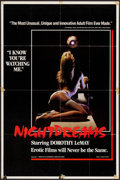 """Movie Posters:Adult, Nightdreams (Caribbean Films, 1981). Poster (25"""" X 38""""). Adult.. ..."""