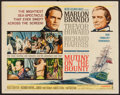 "Movie Posters:Adventure, Mutiny on the Bounty (MGM, 1962). Half Sheet (22"" X 28"").Adventure.. ..."