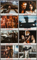 "Movie Posters:Science Fiction, Blade Runner (Warner Brothers, 1982). Mini Lobby Card Set of 8 (8""X 10""). Science Fiction.. ... (Total: 8 Items)"