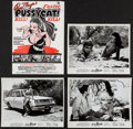 "Movie Posters:Sexploitation, Russ Meyer Lot (Various, 1960s-1980s). One Sheet (27"" X 41""),German A1 (23.5"" X 33""), Lobby Cards (2) (11"" X 14""), Photos (...(Total: 9 Items)"