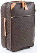 Luxury Accessories:Travel/Trunks, Louis Vuitton Monogram Canvas Pegase 65 Suitcase. ...