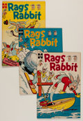 Golden Age (1938-1955):Funny Animal, Rags Rabbit Comics #11-18 Group (Harvey, 1951-54) Condition:Average VF+.... (Total: 8 Comic Books)