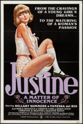 """Movie Posters:Adult, Justine: A Matter of Innocence (Sendy Film, 1980). One Sheet (27"""" X 41""""). Adult.. ..."""
