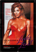 "Movie Posters:Adult, Lady Lust (Caballero Control, 1984). One Sheet (23.5"" X 35.5"").Adult.. ..."