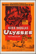 "Movie Posters:Adventure, Ulysses (Paramount, R-1960). One Sheet (27"" X 41""). Adventure.. ..."