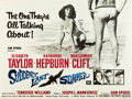 "Movie Posters:Drama, Suddenly, Last Summer (Columbia, 1960). British Quad (30"" X 40"")....."