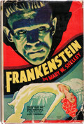 "Movie Posters:Horror, Frankenstein (Universal, 1931). Photoplay Book (244 pages, 5.75"" X8.25"").. ..."
