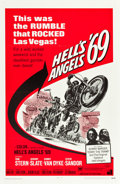 """Movie Posters:Exploitation, Hell's Angels '69 (American International, 1969). One Sheet (27"""" X41"""").. ..."""