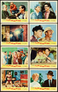 """Movie Posters:Comedy, It's a Mad, Mad, Mad, Mad World (United Artists, 1963). Lobby CardSet of 8 (11"""" X 14"""").. ... (Total: 8 Items)"""