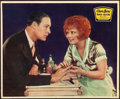"Movie Posters:Comedy, Red Hair (Paramount, 1928). Jumbo Lobby Card (14"" X 17""). Comedy.. ..."