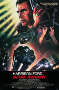 """Movie Posters:Science Fiction, Blade Runner (Warner Brothers, 1982). One Sheet (27"""" X 41"""").. ..."""