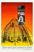 """Movie Posters:Science Fiction, Planet of the Apes (20th Century Fox, 1968). One Sheet (27"""" X41"""").. ..."""