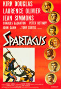 "Movie Posters:Action, Spartacus (Universal International, 1960). International One Sheet(26.5"" X 39"").. ..."