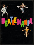 "Movie Posters:Rock and Roll, Beatlemania (Raydell Publishing, Late-1970s). Musical TheaterProgram (20 Pages, 9"" X 12""). Rock and Roll.. ..."