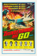 "Movie Posters:Science Fiction, Thunderbirds Are Go (United Artists, 1968). One Sheet (27"" X 41"")....."