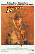 "Movie Posters:Adventure, Raiders of the Lost Ark (Paramount, 1981). One Sheet (27"" X 41"")....."