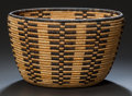 American Indian Art:Baskets, A HAVASUPAI COILED BOWL. c. 1925...