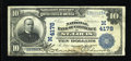 National Bank Notes: , Saint Louis, MO - $10 1902 Date Back Fr. 619 The NB of Commerce Ch.# (M)4178. ...