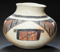 American Indian Art:Pottery, A SITYAKI POLYCHROME JAR. c. 1300 - 1400 ...