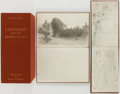 Books:World History, [Genesis Publications]. John Constable. Graham Reynolds [editor].Constable with His Friends in 1806. Volumes I-V.... (Total:5 Items)