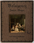 Books:Art & Architecture, [Fine Art]. Belazquez Zweite Mappe... Leipzig: Geeman, [nd]. Profusely illustrated with reproductions of classic...