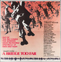 "Movie Posters:War, A Bridge Too Far (United Artists, 1977). International Six Sheet(77"" X 77""). War.. ..."