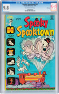 Bronze Age (1970-1979):Humor, Spooky Spooktown #53 File Copy (Harvey, 1974) CGC NM/MT 9.8Off-white to white pages....