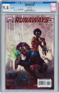 Modern Age (1980-Present):Horror, Runaways #28 Variant Edition (Marvel, 2007) CGC NM 9.4 Whitepages....