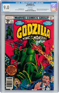 Bronze Age (1970-1979):Science Fiction, Godzilla #1-5 CGC-Graded Group (Marvel, 1977-78).... (Total: 5 Comic Books)