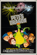 "Movie Posters:Animation, Pete's Dragon (Buena Vista, 1977). One Sheet (27"" X 41"") Flat Folded. Animation.. ..."