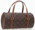 Luxury Accessories:Bags, Louis Vuitton Classic Monogram Canvas Papillon GM Bag. ...