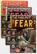 Golden Age (1938-1955):Horror, Haunt of Fear #7, 26, and 27 Group (EC, 1951-54).... (Total: 3Comic Books)