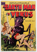 Golden Age (1938-1955):Science Fiction, An Earth Man on Venus nn (Avon, 1951) Condition: Apparent VG-....