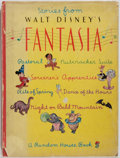 Books:Children's Books, [Disney]. Stories from Walt Disney's Fantasia. Random House,1940. First edition. Publisher's cloth/pictorial bo...