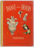 Books:Children's Books, [Disney]. Dance of the Hours from Fantasia. Harper and Brothers, 1940. First edition. Publisher's cloth and ...