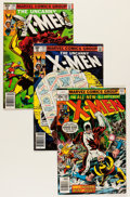 Modern Age (1980-Present):Superhero, X-Men Group (Marvel, 1977-92) Condition: Average FN/VF.... (Total:54 Comic Books)