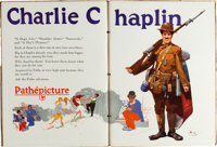 """Pathe' Exhibitor's Books (Pathé, 1926-1927 and 1927-1928). Exhibitor Campaign Books (2) (Multiple Pages,9"""" X..."""