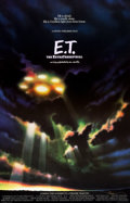 "Movie Posters:Science Fiction, E.T. The Extra-Terrestrial (Universal, 1982). Signed Poster (25"" X39"") Advance.. ..."