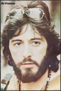 """Movie Posters:Melodrama, Al Pacino as Serpico (Studio One, 1973). Personality Poster (24"""" X36""""). Melodrama.. ..."""