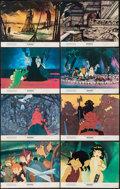 "Movie Posters:Animation, Wizards (20th Century Fox, 1977). Lobby Card Set of 8 (11"" X 14""). Animation.. ... (Total: 8 Items)"