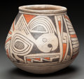 American Indian Art:Pottery, A CASAS GRANDE POLYCHROME JAR. c. 1200 - 1450...