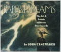 Books:Biography & Memoir, [Disney, Illustration]. John Canemaker. SIGNED. Paper Dreams: The Art and Artists of Disney Storyboards. New Yor...