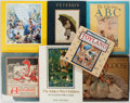 Books:Children's Books, Jesse Willcox Smith and others. Seven Illustrated Children's Books.Various publishers and editions. Publisher's bindings an... (Total:7 Items)