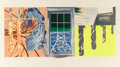 Prints:Contemporary, JAMES ROSENQUIST (American, b. 1933). Industrial Cottage,1978-1980. Lithograph in colors. 20-3/8 x 44 inches (51.8 x 11...