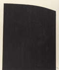 Prints, RICHARD SERRA (American, b. 1939). Patience, 1984. Screenprint in colors with Paintstik. 62 x 52-1/2 inches (157.5 x 133...